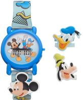 Disney Disney's Mickey Mouse & Friends Kids' Digital Charm Watch