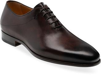 Magnanni Men's Lagos Leather Lace-Up Dress Shoes