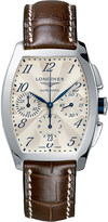 Longines L2.643.4.73.9 Evidenza stainless steel chronograph watch