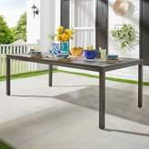 HomeVance Outdoor HomeVance Borego Patio Dining Table