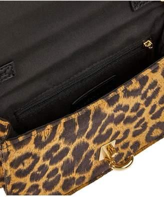 Accessorize Edie Leopard Cross Body Bag - Animal Print