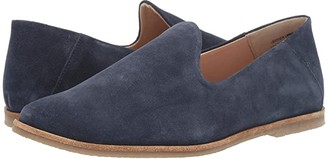 Seychelles Blend In (Navy Suede) Women's Shoes