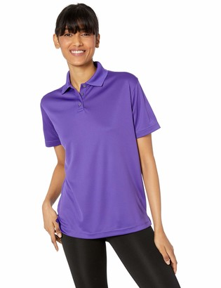 Clementine Women's ULTC-8404-Cool & Dry Mesh Sport Polo