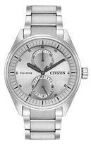 Citizen Eco-Drive Men's Paradex Stainless Steel Watch - BU3010-51H