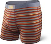 Saxx Ultraen Underwear Boxer Briefs with Fly, Regular Fit, 5 Inch Insea