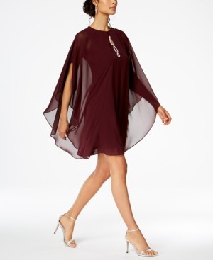 SL Fashions Embellished Shift Dress and Jacket
