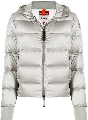Parajumpers Sheen zipped padded jacket