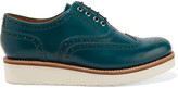 Grenson Emily leather brogues