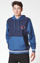 Champion Reverse Weave Colorblock Pullover Hoodie