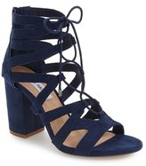 Steve Madden Women's 'Gal' Strappy Lace-Up Sandal