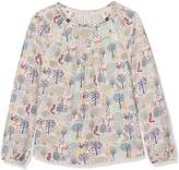 Fat Face Girl's Woodland Blouse