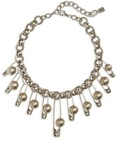 Dannijo Women's Jasen Collar Necklace