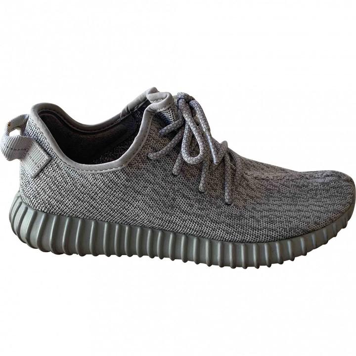adidas Yeezy X Boost 350 V1 Grey Cloth