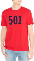 Levi's 501 Cotton T-Shirt
