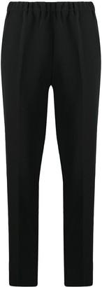 Blanca Vita Elasticated-Waist Trousers
