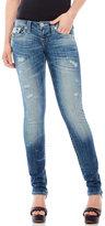 True Religion Flap Pocket Skinny Jeans