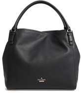 Kate Spade Kate Space New York Jackson Street Ann Leather Tote - Black