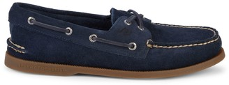 Sperry Authentic Original 2-Eye Suede Boat Shoes