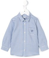 Tartine et Chocolat gingham shirt