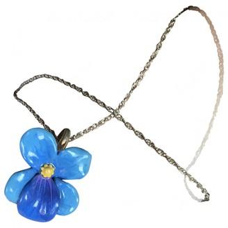 Les Nereides Turquoise Silver Necklaces