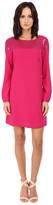 Armani Jeans Vestito Colorblock Shift Dress
