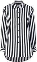 Odeeh striped shirt