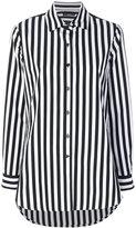Odeeh striped shirt