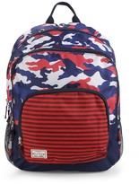 Tommy Hilfiger Final Sale- Camo Backpack