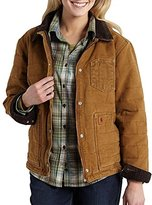 Carhartt Women's Newhope Sandstone Quilted Jacket