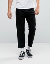 Dr. Denim Otis Cropped Straight Jeans