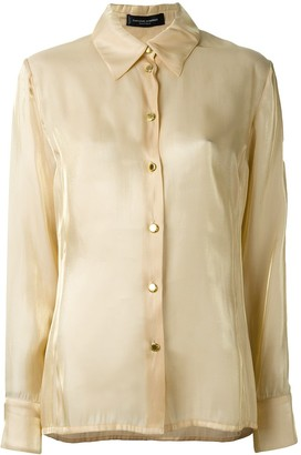Jean Louis Scherrer Pre-Owned Classic Shirt