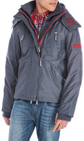 Superdry Hooded Wind Attacker Jacket