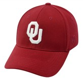 Top of the World Adult Oklahoma Sooners One-Fit Cap