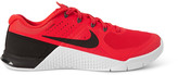 Nike Training - Metcon 2 Mesh And Rubber Sneakers