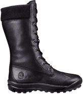 Timberland Woodhaven Tall Waterproof Boot Women's Medium A195N Black (8, Black)