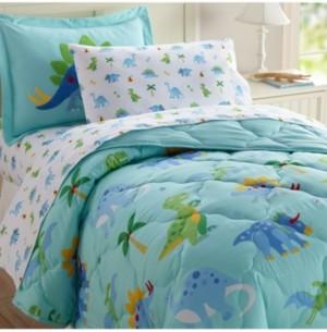 Wildkin Wildkin's Dinosaur Land 5 Pc Bed in a Bag - Twin Bedding