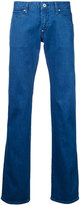 Factotum straight leg jeans - men - Cotton/Polyurethane - 28