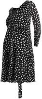 Pietro Brunelli BELLAGIO Day dress black/white