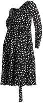 Pietro Brunelli BELLAGIO Summer dress black/white