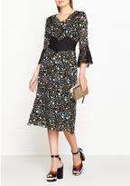 Anna Sui Dandelion Melody Dress