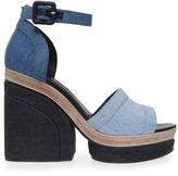 Pierre Hardy Charlotte Platform Sandals