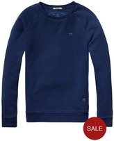Scotch Shrunk CREW NECK SWEAT TOP