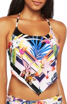 Trina Turk Treasure Cove Tankini Top