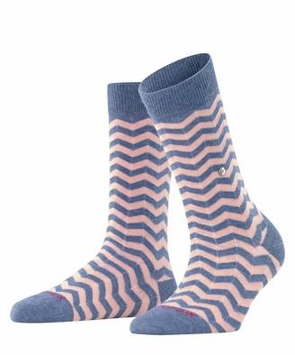 Burlington Women's Zig Zag Stripe Socks