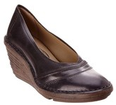 Fly London Sell Leather Wedge.