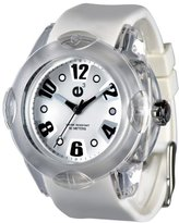 Tendence 02013017 Rainbow White 44mm Watch