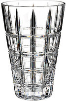 Marquis by Waterford Crosby Geometric Crystal Vase