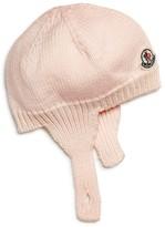 Moncler Infant Girls' Wool Knit Hat - Sizes XXXS-XXS