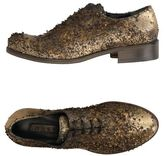 Malloni Lace-up shoe
