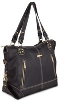 Timi & Leslie 'Kate' Faux Leather Diaper Bag